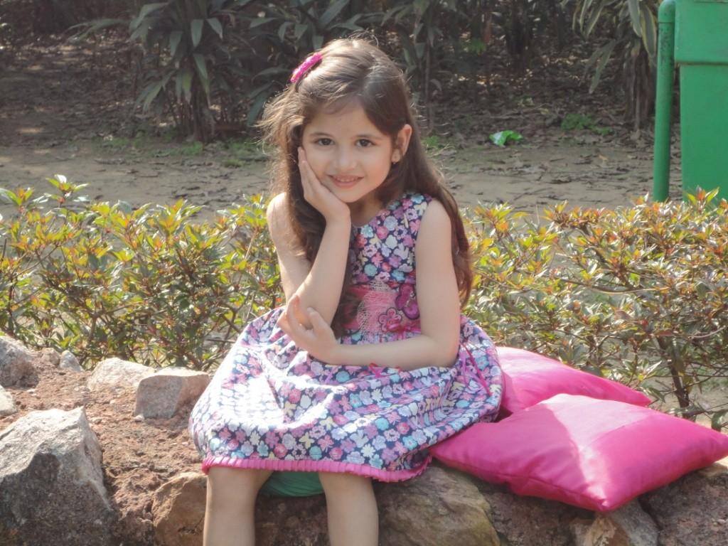 Harshaali Malhotra 10